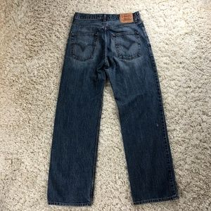 Levi's Jeans - Levi's 569 loose fit vintage distressed 32x34
